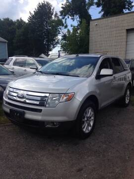 2010 Ford Edge for sale at Jimmys Auto Sales in North Providence RI