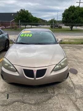 2007 Pontiac Grand Prix for sale at McGrady & Sons Motor & Repair, LLC in Fayetteville NC
