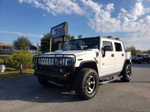 2006 HUMMER H2 SUT for sale at Auto Remarketing Group in Ocala FL