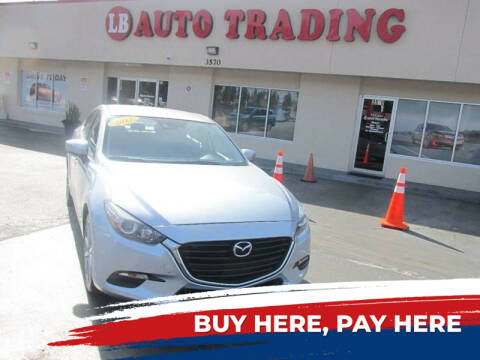 2017 Mazda MAZDA3 for sale at LB Auto Trading in Orlando FL