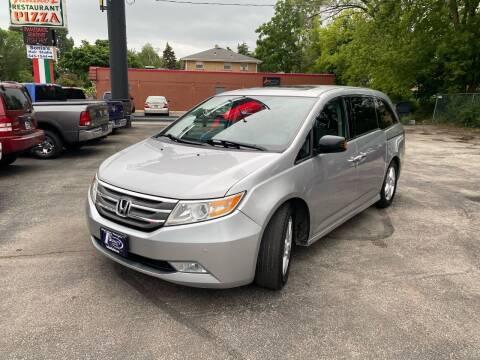 2013 Honda Odyssey for sale at 1st Quality Auto in Milwaukee WI