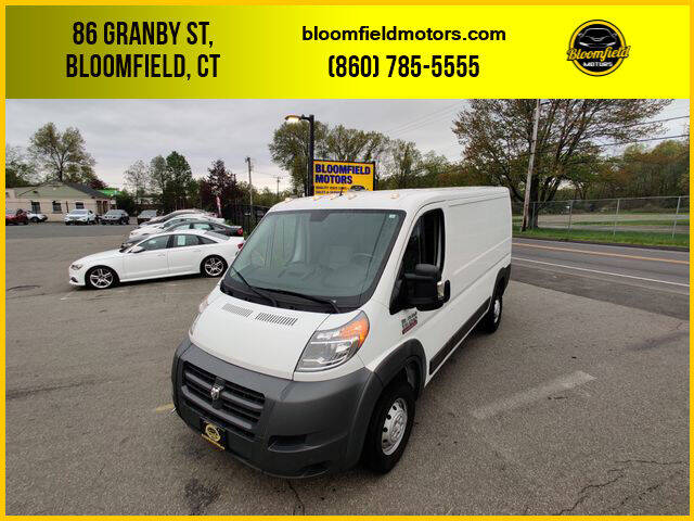 2015 RAM ProMaster Cargo for sale in Bloomfield, CT