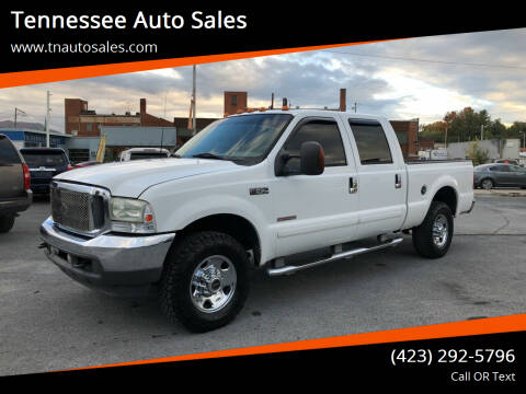 2003 Ford F-250 Super Duty for sale at Tennessee Auto Sales in Elizabethton TN