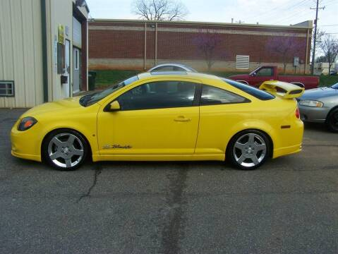 2007 Chevrolet Cobalt for sale at Darin Grooms Auto Sales in Lincolnton NC