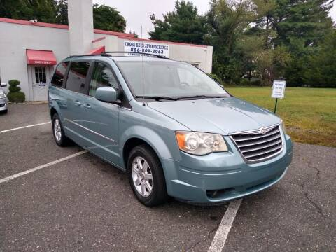 2010 Chrysler Town and Country for sale at Cross Keys Auto Exchange in Berlin NJ