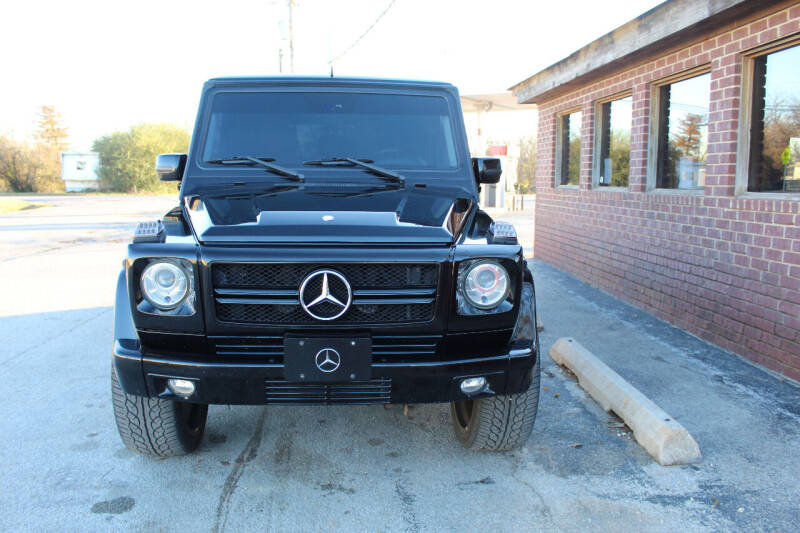 2007 Mercedes-Benz G-Class for sale at CANTWEIGHT CLASSICS in Maysville OK