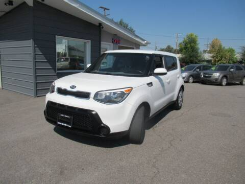 2014 Kia Soul for sale at Crown Auto in South Salt Lake UT