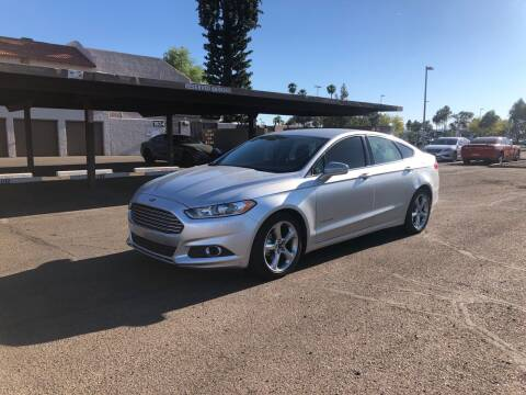 2013 Ford Fusion Hybrid for sale at UR APPROVED AUTO SALES LLC in Tempe AZ