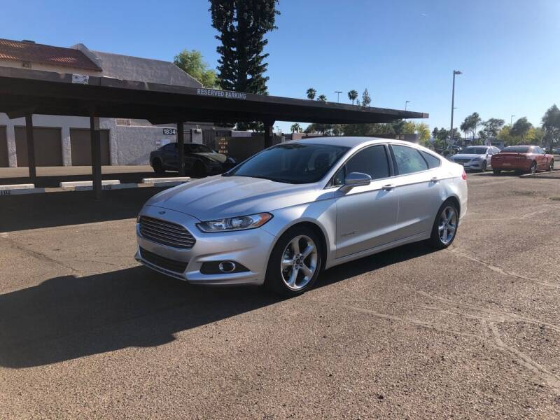 2013 Ford Fusion Hybrid for sale in Tempe, AZ