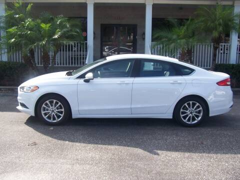 2017 Ford Fusion for sale at Thomas Auto Mart Inc in Dade City FL