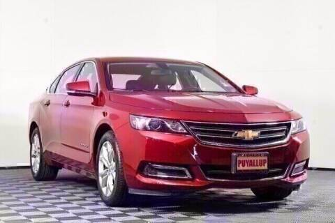 2018 Chevrolet Impala for sale at Chevrolet Buick GMC of Puyallup in Puyallup WA