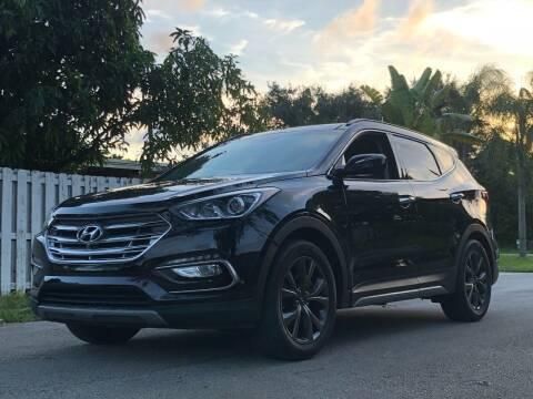 2017 Hyundai Santa Fe Sport for sale at Auto Direct of South Broward in Miramar FL