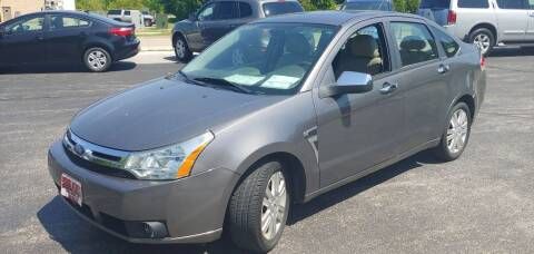 2009 Ford Focus for sale at PEKARSKE AUTOMOTIVE INC in Two Rivers WI