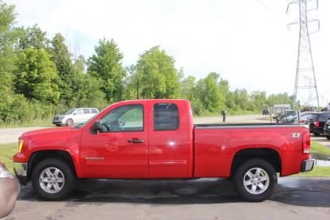 2011 GMC Sierra 1500 for sale at D & B Auto Sales LLC in Washington Township MI
