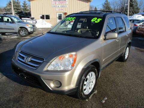 2005 Honda CR-V for sale at Richfield Car Co in Hubertus WI