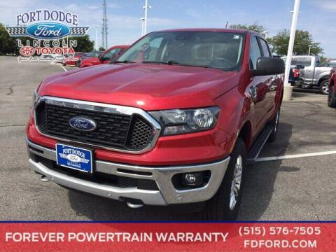 2020 Ford Ranger for sale at Fort Dodge Ford Lincoln Toyota in Fort Dodge IA