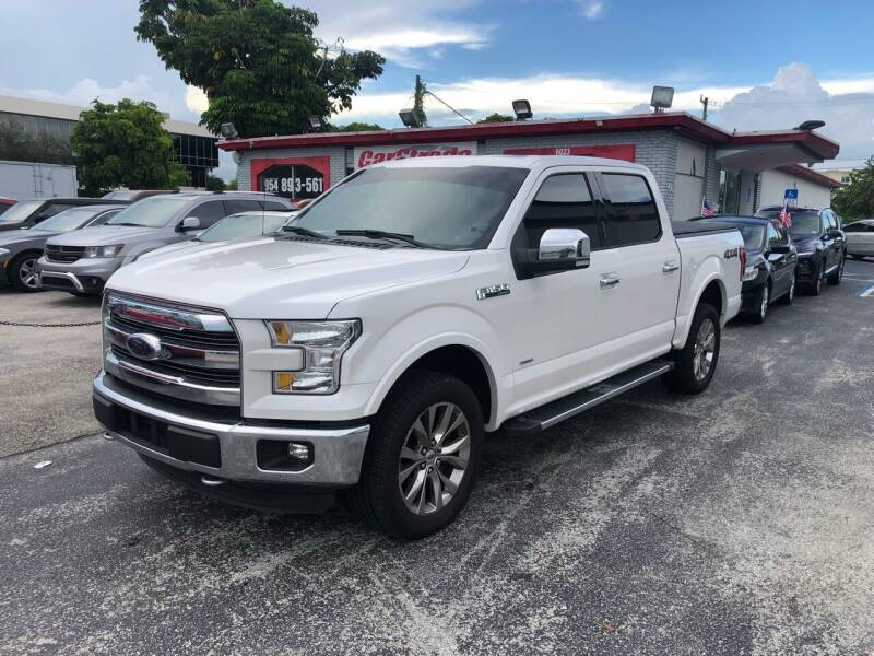 2015 Ford F-150 for sale at CARSTRADA in Hollywood FL
