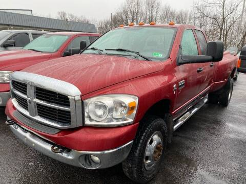 2007 Dodge Ram Pickup 3500 for sale at Ball Pre-owned Auto in Terra Alta WV