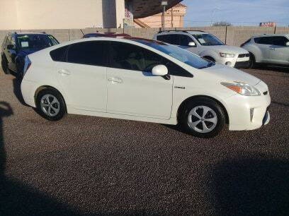 2013 Toyota Prius for sale at 1ST AUTO & MARINE in Apache Junction AZ