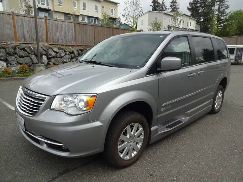2016 Chrysler Town and Country for sale at Prudent Autodeals Inc. in Seattle WA