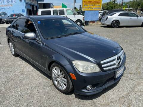 2008 Mercedes-Benz C-Class for sale at All Cars & Trucks in North Highlands CA