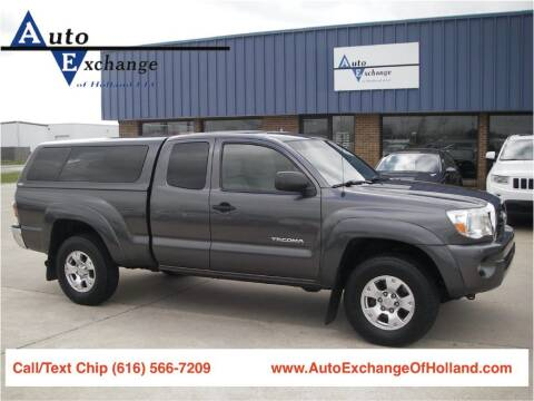 2011 Toyota Tacoma for sale at Auto Exchange Of Holland in Holland MI