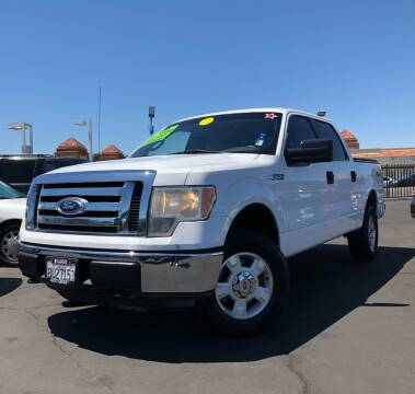 2010 Ford F-150 for sale at LUGO AUTO GROUP in Sacramento CA
