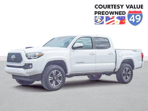 2019 Toyota Tacoma for sale at Courtesy Value Pre-Owned I-49 in Lafayette LA