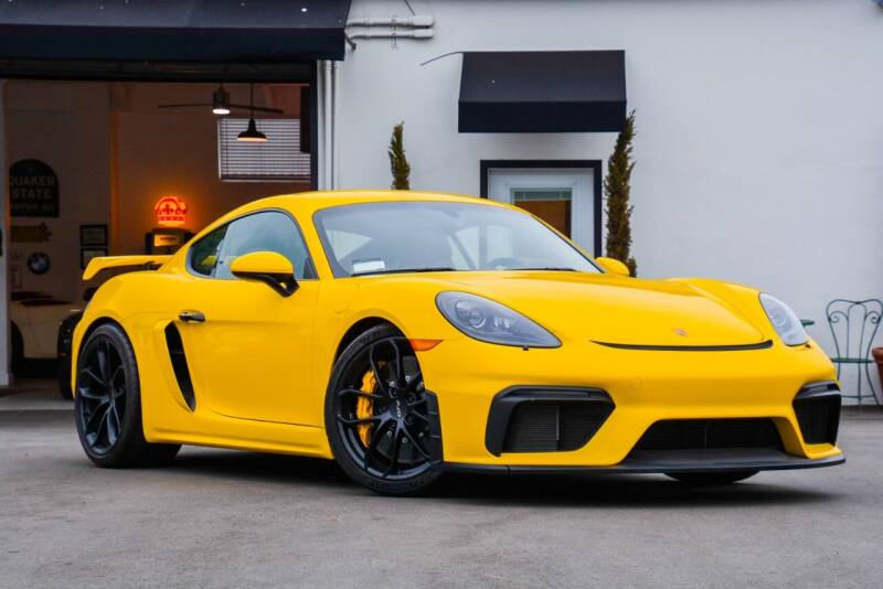 2021 Porsche 718 Cayman for sale in Santa Barbara, CA