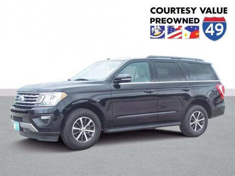 2019 Ford Expedition for sale at Courtesy Value Pre-Owned I-49 in Lafayette LA