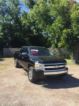 2009 Chevrolet Silverado 1500 for sale at Holders Auto Sales in Waco TX