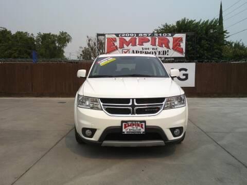 2015 Dodge Journey for sale at Empire Auto Sales in Modesto CA