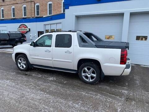 2008 Chevrolet Avalanche for sale at Chief Automotive, Inc. in Bonduel WI