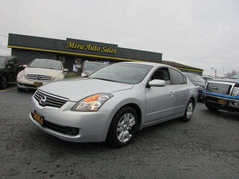 2009 Nissan Altima for sale at MIRA AUTO SALES in Cincinnati OH