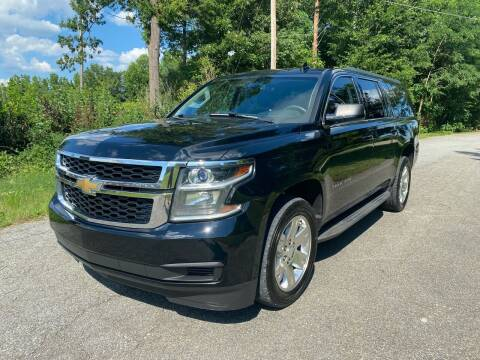 2015 Chevrolet Suburban for sale at Speed Auto Mall in Greensboro NC