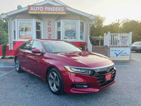 2018 Honda Accord for sale at Auto Finders Unlimited LLC in Vineland NJ