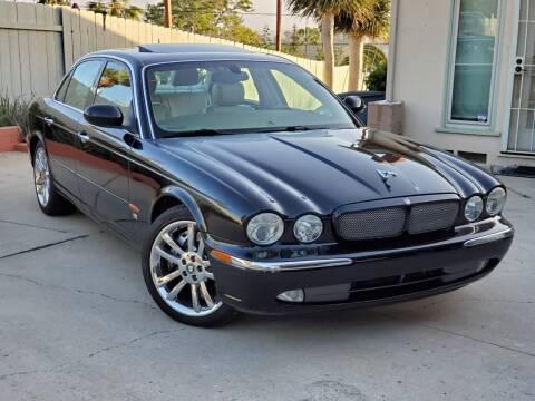 2004 Jaguar XJR for sale at Gold Coast Motors in Lemon Grove CA