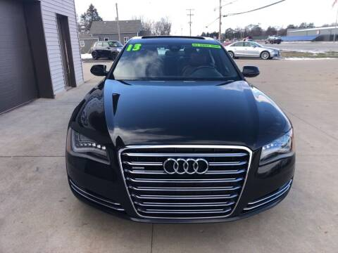 2013 Audi A8 L for sale at Auto Import Specialist LLC in South Bend IN