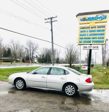 2008 Buick Allure for sale at JEREMYS AUTOMOTIVE in Casco MI
