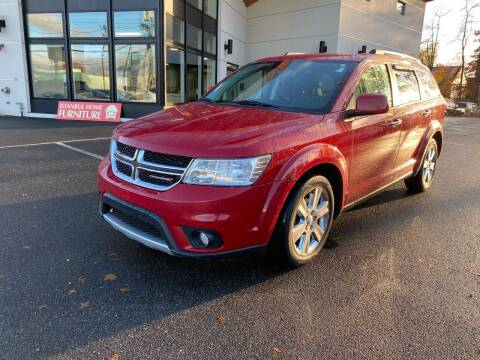 2012 Dodge Journey for sale at MAGIC AUTO SALES in Little Ferry NJ