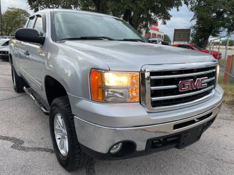 2012 GMC Sierra 1500 for sale at PRESTIGE AUTOPLEX LLC in Austin TX