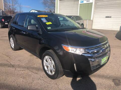 2011 Ford Edge for sale at L A Used Cars in Abington MA