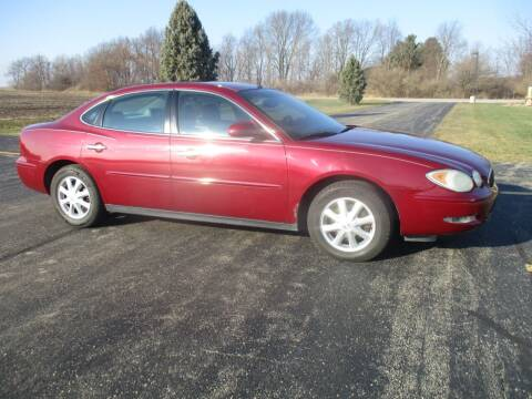 2005 Buick LaCrosse for sale at Crossroads Used Cars Inc. in Tremont IL