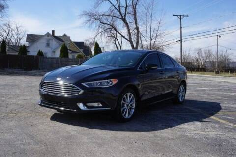 2017 Ford Fusion Energi for sale at O T AUTO SALES in Chicago Heights IL
