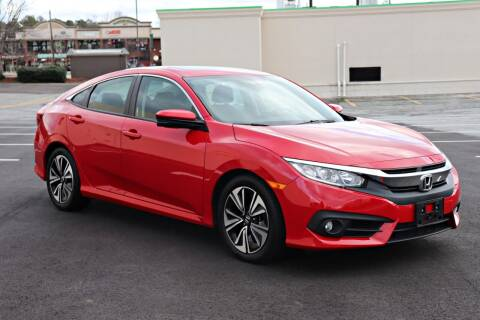 2016 Honda Civic for sale at Auto Guia in Chamblee GA