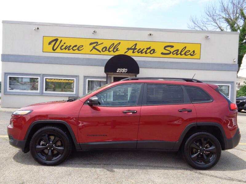 2016 Jeep Cherokee for sale in Lake Ozark, MO