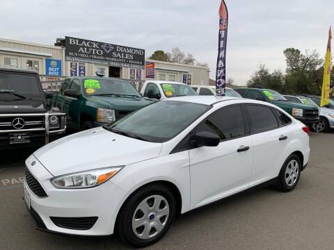 2018 Ford Focus for sale at Black Diamond Auto Sales Inc. in Rancho Cordova CA