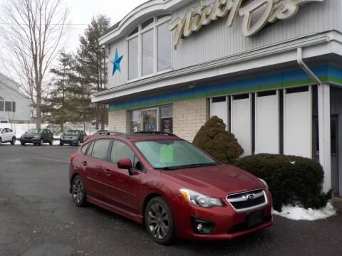 2013 Subaru Impreza for sale at Nicky D's in Easthampton MA