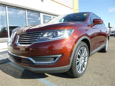 2016 Lincoln MKX for sale at Torgerson Auto Center in Bismarck ND