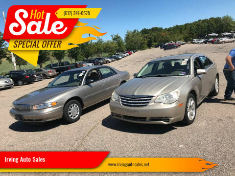 2008 Chrysler Sebring for sale at Irving Auto Sales in Whitman MA